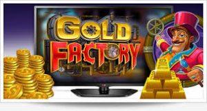 Открой Gold Factory  для себя в бесплатном игровом автомате