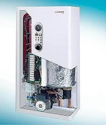 Основные достоинства электрокотлов