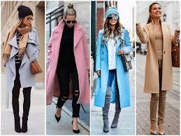 Как выбрать женское пальто на зиму 2019?